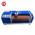 DIN 53516 Electronic Abrasion Resistance Testing Machine For Rubber / Shoes 220V 50HZ
