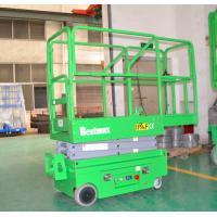 Quality portable industrial mini self propelled lift for painting for sale