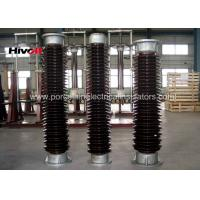 Quality 550kV Station Post Insulators With IEC60168 / IEC60273 Standard for sale