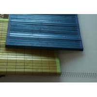 Quality Eco Friendly Indoor Bamboo Window Shades Customized Length Hotel Use for sale