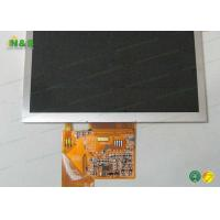 Quality AT050TN43  5.0 inch lcd display screen Parallel RGB (1 ch 8 bit) 40 pins  Signal Interface for sale
