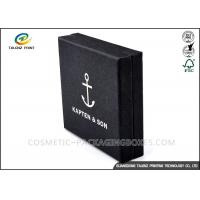 Quality Luxury Jewelry Gift Boxes Offset Printing Convenient For Bracelet Packaging for sale