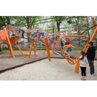 China AISI316 Fleximesh Woven(Ferruled) Architectural Cable Mesh for Children Playground Tower on sale