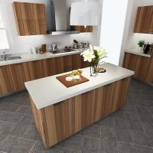 Best Comercial Plywood Painting Melamine Kitchen Cabinets Laminate Finish wholesale