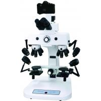 BestScope BSC-300 Trinocular Forensic Comparison Microscope