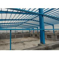 Quality Painting High Rise Structural Steel Plant , Workshop Pre Engineered Steel Buildings for sale