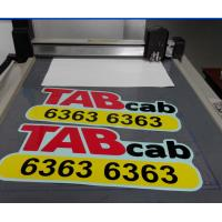 Quality Car wrap adhesive sticker cnc cutting plotter for sale