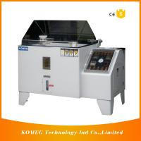 Quality Programmable / Button Type Salt Spray Corrosion Environmental Test Chamber for sale