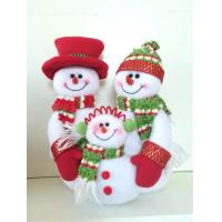 Best Indoor wholesale santa snowman family christmas product 2016 dropshipping wholesale