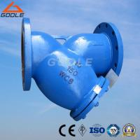Quality Cast Iron Y Strainer (GAGL41H) for sale
