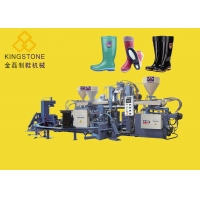China Automatic Rotary Boot Making Machine For Safety Boots / 70-90 Pairs Per Hour for sale