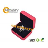 Best OEM  Printed Custom Printed Jewelry Boxes Gloss Film Lamination wholesale