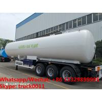 Buy cheap Factory sale best price CLW brand 20tons propane gas tank semitrailer for sale, from wholesalers