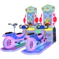 Quality Coin Operated Cycling Simulator Kids Arcade Machine for sale