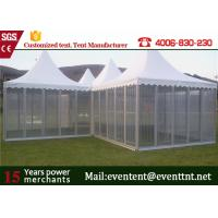 China New aluminum frame best price pagoda party tent on sale for wedding in China on sale
