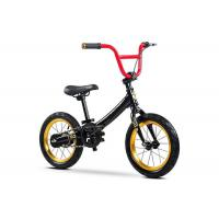"Quality 12""  14""  High Quality  High Carbon Steel 3in1 Kids Balance Bike With Pedal Small Wheel BMX Bikike for 2-12 Years Black for sale"