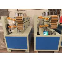 Quality Compact Downstream Extrusion Equipment Caterpillar Pullers Stepless Speed Regulation for sale
