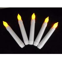 Best wholesale 6 inch flameless LED Church Candle, LED Taper Candle, Christmas led candle wholesale