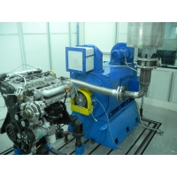 China 8000rpm 0.1%FS Dynamic Testing Machine For Gasoline Engine for sale
