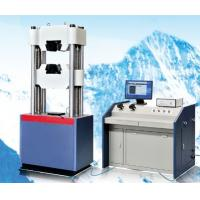 Quality WAW600D Computerized Hydraulic Universal Testing Machine Price For Bolts And Nuts Tensile Strength Tes for sale