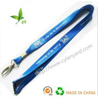 Best Where to buy custom lanyards? here is China factory for cheap imprinted polyester lanyards wholesale