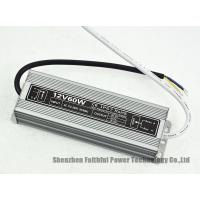 China Waterproof 12V 24V 60W Constant Voltage LED Driver IP67 Transformer LED Driver Power Supply on sale