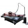 Buy cheap Corrugated Carton Cardboard Card Paper Fibreboard Advanced Cutting Machine from wholesalers