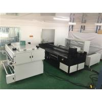 Quality High Speed Printheads Digital Textile Printer 260 m2 / h Reactive Inks for sale