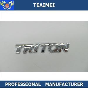 Best ABS Plastic Redbeans Custom Vehicle Emblems Car Body Sticker Auto Badge Emblem Badge wholesale