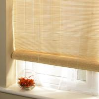 Quality Roman Style Outdoor Pvc Roll Up Blinds Wear Resistant Compact Framework  for sale