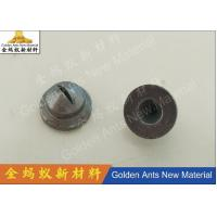 Quality Straight Hole Tungsten Carbide Nozzle With High Accurate Dimension for sale