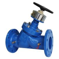 Quality Rust Proof Digital Lock Balancing Valve  Corrosion Resistant Long Working Life for sale