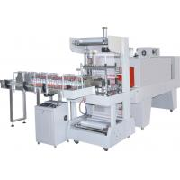 Buy cheap Semi - Auto  Film Shrink Packaging  Equipment  3ph 5cores 380V For Beverage from wholesalers