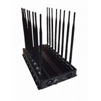 Quality EST-502F16 Professional OEM 16 Bands All Signal Blocker Cell Phone / WIFI / GPS / VHF / UHF / 315 /433/868 Signal Jammer for sale