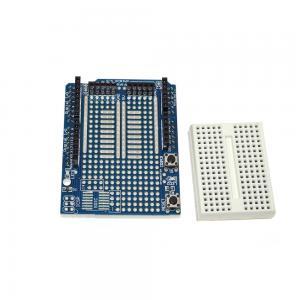 Best Prototyping PCB Prototype Shield UNO R3 ProtoShield With Mini Breadboard wholesale