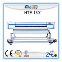 Quality Garros 1.8meters dye sublimation paper printing/printer machine for sale