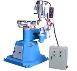 China Shape Glass Beveling Machine , Glass Beveling Equipment High Speed,Glass  Irregular Beveling Machine on sale