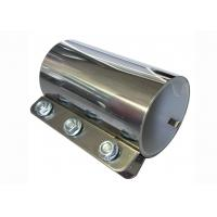 Buy cheap Stainless Steel Compression Coupling With Silicone Lining Use To Pneumatic from wholesalers