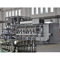 Quality 15000BPH Bottled Water Filling And Capping Machine PLC Control With Touch Screen for sale