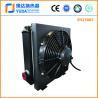 Hydraulic Oil cooler for concrete mixer, excavator oil cooler, aluminum plate bar heat exchanger for sale