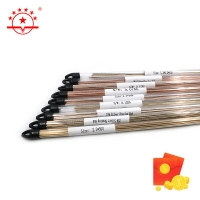 Quality 10kg/Roll 1.6-5.0Mm HS221 Brass Brazing Rod for sale