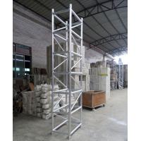 Quality Silver Straight Large Heavy Project Stage Lighting Truss 520*760mm for sale