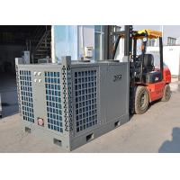 Quality 72.5KW Ducted Trailer Mounted Air Conditioner , 25HP Portable Outdoor AC Unit for sale