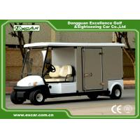 Quality 5KW 48 Voltage Electric Food Cart Dinner Cart For Golf Court 23 KM / H for sale