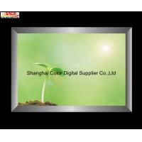 China Flip / Clamshell Type Slim LED Light Box Outdoor Advertising Lightbox For Airport on sale