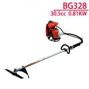 Quality Garden tool 33cc BG 328 Knapsack Petrol brush cutter for plant trees for sale
