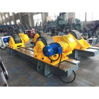 Quality Welding Turning Rolls for 6000mm Tank Pipe Prossure Vessel 120 Ton 15m Length for sale