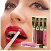 Buy cheap Longlasting Face Makeup Products Cosmetic Shinny Colors Glitter Lip Gloss from wholesalers