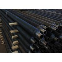 Quality Straight Seamless Boiler Tubes Material Cs Structure Finned Ends Bevelled for sale