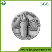 Best challenge coins, nickle plating coin wholesale